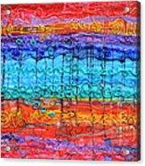 Quantum Cascade Acrylic Print