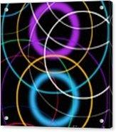 Quantum Physics, Conceptual Artwork Acrylic Print