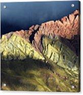Quebrada De Humahuaca Argentina 3 Acrylic Print