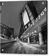 Queen City Winter Wonderland After The Storm Series 0023a Acrylic Print