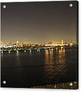Queen Mary - 121238 Acrylic Print by DC Photographer
