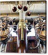 Queen Mary Bridge Acrylic Print
