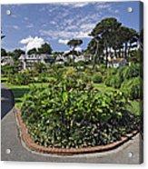 Queen Mary Gardens - Falmouth Acrylic Print