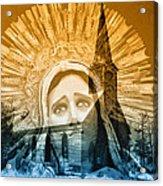Queen Of Angels Acrylic Print