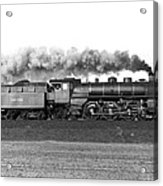 Queen Of Steam Acrylic Print by Joachim Kraus