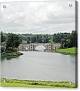 Queen Pool Blenheim Acrylic Print