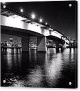 Queensway Bridge Acrylic Print
