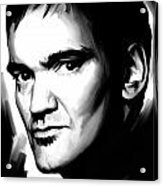 Quentin Tarantino Artwork 2 Acrylic Print