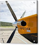 Quest Kodiak Aircraft Acrylic Print