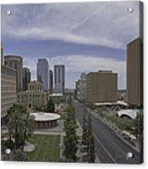 Quiet Day In  Phoenix Acrylic Print