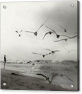 Quiet Dreams... Acrylic Print