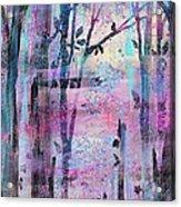 Quiet Place Acrylic Print