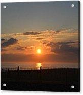 Quiet Sunrise Acrylic Print