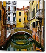 Quiet Venice Morning Acrylic Print