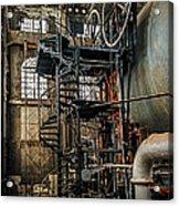Quincy Mine Hoist Acrylic Print