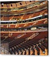Quite Time Chicago United Center Before The Gates Open 02 Acrylic Print