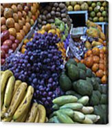 Quito Ecuador Market 1 Acrylic Print