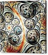 Quorum Sense Acrylic Print