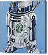 R2decaf Acrylic Print