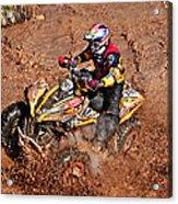Racer #241 Acrylic Print