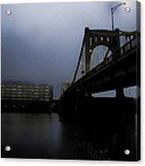 Rachel Carson Bridge Acrylic Print
