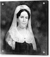 Rachel Donelson Jackson (1768-1828) Acrylic Print