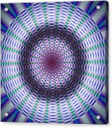 Radar 2 Acrylic Print