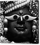 Radha-raman Acrylic Print
