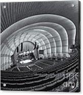 Radio City Music Hall Iv Acrylic Print
