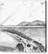 Radiophone, 1880 Acrylic Print