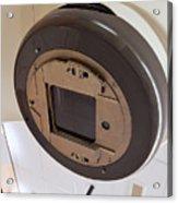 Radiotherapy Linear Accelerator Beam Window Acrylic Print