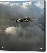 Raf Coastal Command Vickers Warwick Asr Acrylic Print