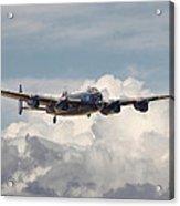 Raf Lancaster Acrylic Print