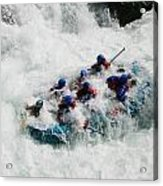 Rafter's Get Submerged Acrylic Print