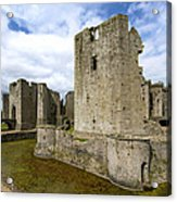 Raglan Castle - 3 Acrylic Print