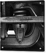 Rail Detail Acrylic Print