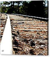 Rail Acrylic Print