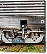 Rail Support Acrylic Print