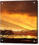 Storm At Dusk 2am-108330 Acrylic Print