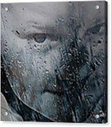 Rain Rain Go Away Acrylic Print