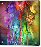 Rainbow Dreams Acrylic Print