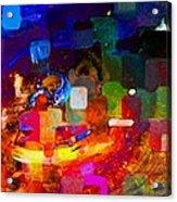 Rainbow Maker Acrylic Print