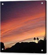 Rainbow Sky 2 Acrylic Print