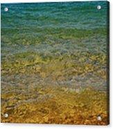 Rainbow Tahoe Acrylic Print