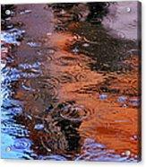 Raindrops 29412 Acrylic Print