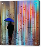 Rainman - Parallels Of Time Acrylic Print