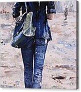 Rainy Day #22 Acrylic Print