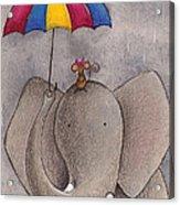 Rainy Day Acrylic Print