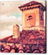 Rainy Day In Italy Acrylic Print
