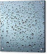 Rainy Day Out Acrylic Print